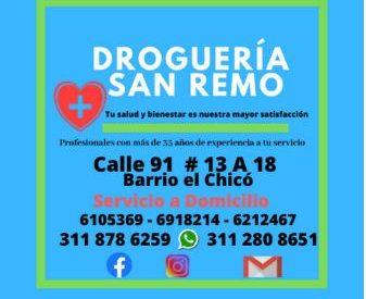 Drogueria San Remo